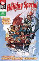 DC Holiday Special #1 Comics 1st Print 2017 Unread NM