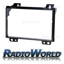 Ford Fiesta Fusion Doble Din Panel Facia Panel Placa Adaptadora Stereo Surround