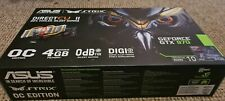 ASUS 90YV07F0-M0NA00 GeForce GTX 970 4GB Graphic Card