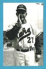 Harry Lavagetto (Oaks) Vintage Baseball Postcard By Edward A. Broder