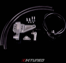 K-Tuned Power Steering Relocation Kit for K-Swapped Engines