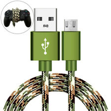 CAMO Micro USB FAST Charger Cable PlayStation 4 slim PS4 Dualshock Controller