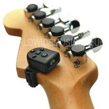 Planet Waves Ns Micro Cabezal Afinador Para Guitarra Bajo Mandolina Ukelele Etc..
