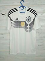 Germany Jersey 2018/19 Home SMALL Shirt Mens Football Trikot Adidas BR7843
