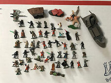 STAR WARS MICRO MACHINES GALOOB STAR WARS RARE OVER 50 FIGURES