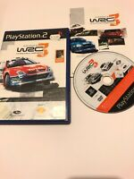 😍 jeu playsation 2 ps2 ps3 pal fr wrc 3 le jeu officiel fia world rally champio