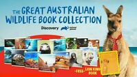 📚 THE GREAT AUSTRALIAN WILDLIFE BOOK COLLECTION SET 15 BOOKS + CASE 📚