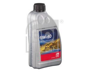 Febi Engine Oil 5W-40 1 Litre 32936 - BRAND NEW - GENUINE - 5 YEAR WARRANTY