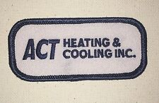 ACT Heating & Cooling Inc Patch