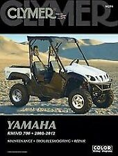 Yamaha motorcycle manuals literature ebay 2008 2012 yamaha rhino 700 atv repair service maintenance shop manual m291 fandeluxe Choice Image