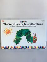 The Very Hungry Caterpillar Board Game - A Game of Counting, Colours & Contrasts