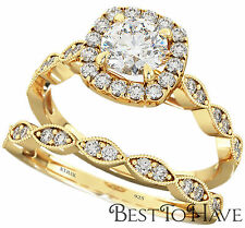 Cubic Zirconia Solitaire with Accents Rings for Men