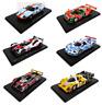 Lot de 6 Voitures des 24H du Mans - 1/43 Spark Miniature Diecast LM48