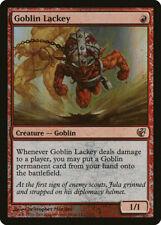Foil - LACCHÈ GOBLIN - GOBLIN LACKEY Magic V09 Foil
