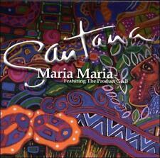 Maria Maria Santana Audio CD Used - Good