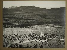 VINTAGE CANON CAMERA SOUTHWEST INDIANS PUYE NEW MEXICO 1970 LISTED ARTIST PHOTO
