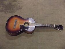 Framus vintage 1960's Parlor acc guitar steel strings arch back M#5/2-50 made in