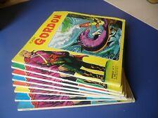Flash Gordon 1-8 Completa! Edicola! Ed.Fratelli Spada 1973! ▓