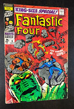 FANTASTIC FOUR ANNUAL #6 (1968) -- 1st Appearance ANNIHILUS / FRANKLIN -- A