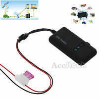 Mini Realtime Car GPS Tracker Locator GPRS GSM Tracking Device Vehicle Truck Van