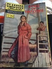 Classics Illustrated No 6 A Tale of Two Cities by Charles Dickens May 1967 Comic