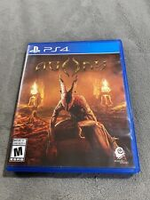 Agony PS4 (Sony PlayStation 4, 2018) Video Game