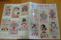 CROSS STITCH ALMA LYNNE LEAFLET/BOOK  (YOUR CHOICE)