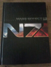 Mass Effect 3 Collectors Edition Strategy Guide Hardcover Book Great Condition