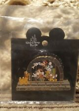 DISNEY PIN GOLD JAIL SCENE PIRATES OF THE CARIBBEAN WDCC LE MICKEY DONALD