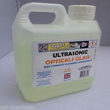 ULTRASONIC CLEANING FLUID OPTICAL LENS GLASS  FORMULA 1 LT