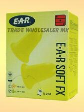 Earsoft FX 800 tapones para los oídos mejor Enchufes & Mejor Precio en eBay 2 cajas trato fantástico