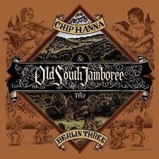 CHIP HANNA & THE BERLIN THREE  Old south jamboree CD (2008 People like you) neu!