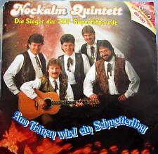 Single / NOCKALM QUINTETT / AUSTRIA / RARITÄT / 1990 / KOCH REC. /