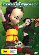 Code Lyoko - Movies, Music and Mayhem : Vol 2 - Kid's animated DVD