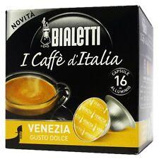 16 Capsule in alluminio Bialetti Mokespresso VENEZIA - Mokona Tazzona