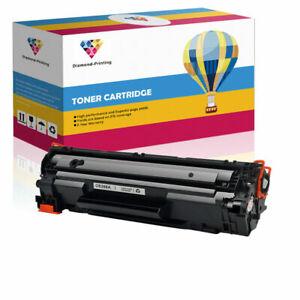 1 Black Toner Cartridge Compatible with HP CE285A LaserJet Pro P1102 P1102w