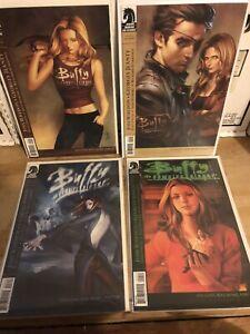 Buffy the Vampire Slayer Season Eight near complete #1-38 40 total comics VF/NM!