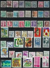 Brazil - Collection of 49 Different  Older  Stamps,.......83n....  # 19 M 29