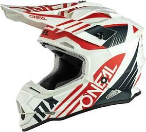 O'Neal 2 SRS Helmet - MX Motocross Dirt Bike Off-Road MTB ATV Adult