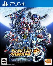 Used PS4  Super Robot Taisen Wars OG Moon Dwellers Import Japan、
