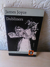Vintage, Dubliners, James  Joyce, Penguin Books, UK, 1961