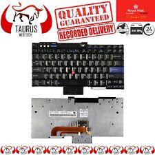 New LENOVO THINKPAD T60 T61 R60 R61 R400 R500 T400 US Keyboard 42T3961 FREE P&P