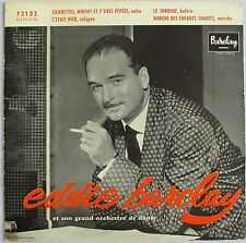 "EDDIE BARCLAY - EP N° 18 ""CIGARETTES, WHISKY ET P'TITES PEPEES"""