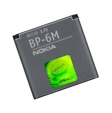 New Bp-6m Battery For Nokia 3250 6280 6282 N73 6233 6151 N93 6234 9300 N77 6288