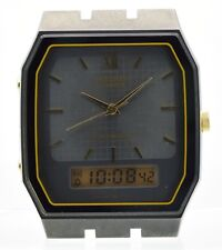 Seiko H601 5109 Sample Watch Case For Parts or Repair
