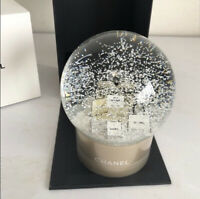New w/ Box: CHANEL No.5 Holiday Snow Globe~ authentic