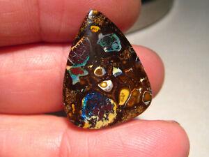38 ct    Boulder Opal Yowah Nut  # 1458
