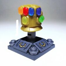 LEGO Marvel Super Heroes Infinity Gauntlet with 6 stones MINIFIG from Lego 76107