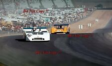 Vic Elford Chaparral 2J Riverside Can Am 1970 Photograph 1