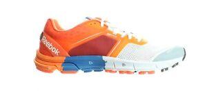 Reebok Mens One Cushion 3.0 Orange Running Shoes Size 10
